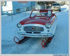 Metropolitian Snowmobile