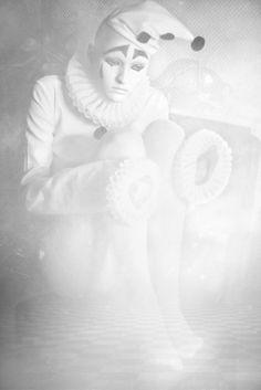 Pierrot in the world.
