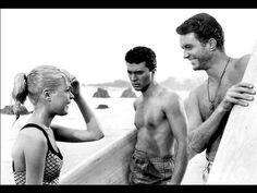 Gidget Trailer 1959 Movie with Sandra Dee James Darren