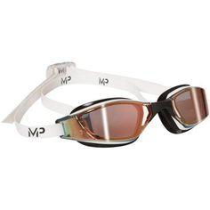 Aqua Sphere MP XCEED- Titanium Mirror Michael Phelps c687c8323f7