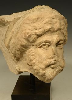 Merchandise specifics     Sort:   Statue   Materials:   Marble      Selection Real Historic Roman Marble Bearded Male Head From a Reduction  Value : four,675.00  Ends on : 1 week    - #Ancient, #Egypt
