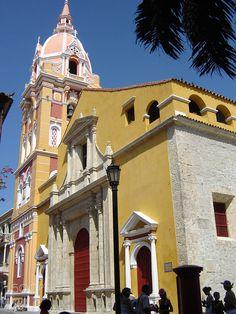 Catedral Mayor de Cartagena by Cesar A. Salgado S. on 500px