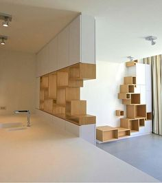 Storage Shelving Designed by Filip Janssens #dopedecors  @dopedecors