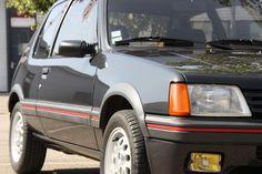 PEUGEOT 205 GTI 115ch | Voitures Vintage My Dream Car, Dream Cars, Peugeot 205, Automobile, Vintage, Vintage Cars, Autos, Cars, Antique Cars