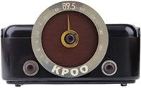 KPOO, 89.5 FM stream Retro Radios