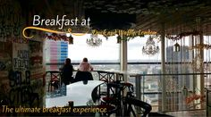 Breakfast with a view at Duck and Waffle, London | Life in a rucksack