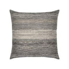 This x Textured Grigio Pillow from designer Elaine Smith adds a touch of luxury to your outdoor space in stain-resistant Sunbrella fabric. Brown Spots On Face, Pillow Texture, Sunbrella Fabric, Cushion Pads, Outdoor Throw Pillows, Mild Soap, Brown And Grey, Luxury, Fiber