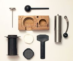Aeropress Coffee Station v1 by Demian Villanueva
