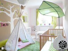 Pokój Zosi Pokój dziecka - zdjęcie od MIKROKOSMOS