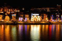 Valley of Port Wine.  Douro River Porto Portugal - 2013.05.04  #somewhereitw  #somewhereintheworld #douro #riodouro #douroriver #oporto #porto #riodouroportugal #travelportugal #portugal283 #portwine #vinhodoporto #sandeman #noval #riverside #reflection #nightview #cityscape #townscape #instatravel #travelgram #wanderlust #seetheworld #iloveportugal #travelbook #4May2013 #ポルト #ドウロ川 #夜景 #ポルトガル by tsubasa_ebi