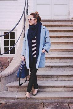 Emily Salomon » Blåt med blåt på