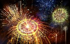 Fireworks | ... famed for their celebrations, fireworks and world-class attractions