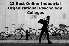 Organizational Psychology best degrees 2017