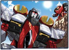 Transformers Armada Starscream and Swindle