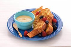 This Singaporean favourite just got even better with fresh, flakey coconut. Anna Olson, Easy Chinese Recipes, Asian Recipes, Asian Food Channel, French Toast Ingredients, Make French Toast, Food Network Canada, Food Stall, Malaysian Food