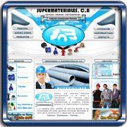 Organización:   Supermateriales C.A.;   Ubicación:   Maracay;   Enlace:   http://www.supermateriales.com;   Segmento:  Construcción y Materiales;   Año:   2006