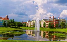 Saratoga Springs Resort Review - Pro: close proximity to Downtown Disney