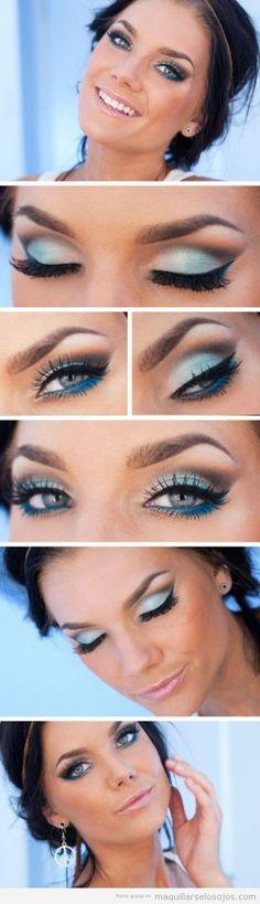 maquillaje-ojos-tonos-azules-verano.