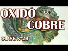 Curso de pintura clase 2ºB IMITACIÓN DE COBRE OXIDADO