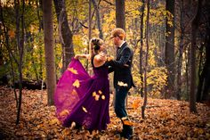 Our enchanted engagement pictures