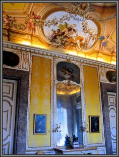 Royal palace of Caserta Palace, Italy