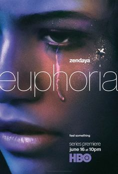 Created by Sam Levinson. With Zendaya, Maude Apatow, Angus Cloud, Eric Dane. A look at life for a group of high school students as they grapple with issues of drugs, sex and violence. Series Premiere, Hbo Series, Drama Series, Series Movies, Hd Movies, Movies And Tv Shows, Movie Tv, Poster Series, Tv Series To Watch