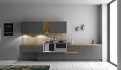 Doimo #Cucine #Kitchen #Extra #collection #modern #designIdeas ...