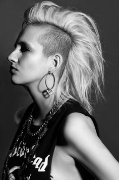 Searches Short Haircuts For Girls Punk Hairpunk Hairstyles For Women