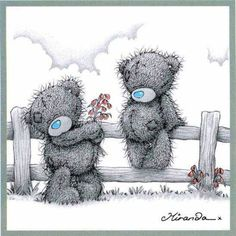 "I just love these ""Tatty~Teddy"" Bears"