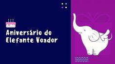 Nesse mês de maio o Elefante Voador completa 2 anos!! Confira lá no blog o tanto de promoções e sorteios que estamos fazendo . A promo do instagram entra no fim do dia! Fiquem atentos!  #elefantevoador #elefantedaadica #elefanteconferiu #parabens #aniversario #2anos #euamoler #promocao #sorteio