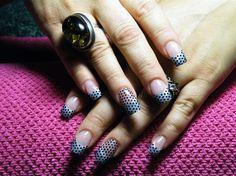 en vogue tribute by sashamac - Nail Art Gallery nailartgallery.nailsmag.com by Nails Magazine www.nailsmag.com #nailart