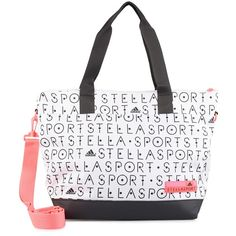 5839b1d9c27 Adidas Stellasport Sc Tote Base ( 64) ❤ liked on Polyvore featuring bags,  handbags