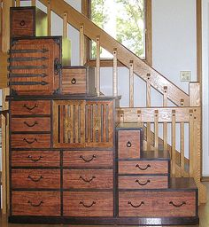 Nice Asian Home Decor post number 3323635980 - Basic yet dazzling home decor tips and ideas. Japanese Furniture, Asian Furniture, Built In Furniture, Unique Furniture, Japanese Architecture, Pavilion Architecture, Sustainable Architecture, Residential Architecture, Contemporary Architecture