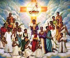 Ángeles y Santos: San Carlos Lwanga y compañeros mártires
