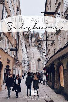 Ein Tag in… Salzburg. Salzburg in one day: Tips for traveling to Salzburg! With tips in Mönchsberg or Fortress Hohensalzburg, Salzburg Cathedral and beautiful caf s! Europe Destinations, Salzburg Austria, Reisen In Europa, Destination Voyage, Travel Alone, Weekend Getaways, Alps, Outdoor Travel, Innsbruck