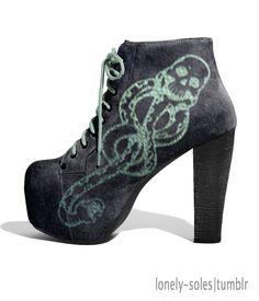 Dark Mark Shoes.