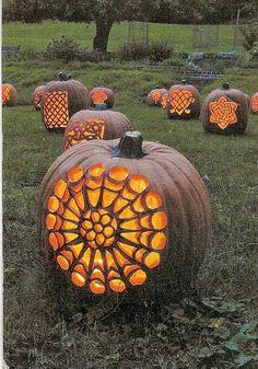 Abóboras Para O Halloween! Ideias Fantásticas!por Depósito Santa Mariah