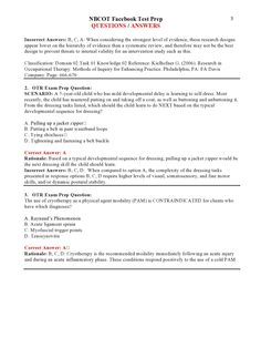 NBCOT Facebook Test Prep QUESTIONS / ANSWERS page 3 Physical Therapy Student, Occupational Therapy Assistant, Nbcot Exam Prep, Facebook Questions, Practice Exam, Exam Study, Anatomy And Physiology, Test Prep