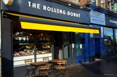 #Irland #Dublin die leckersten Donuts ever! The Rolling Donut