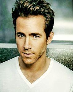 Ryan Reynolds aka. My secret husband(; it's only a secret because I'm under 18(; until then were all good ;D