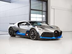 Bugatti explains how its extremely limited-production Divo is ordered by customers, from materials and colors to special features inside and out. Aston Martin Sports Car, Bmw Sport, Porsche Sports Car, Sport Cars, Affordable Sports Cars, Fast Sports Cars, Luxury Car Brands, Best Luxury Cars, Bugatti Cars