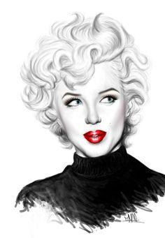marilyn art | Marilyn art