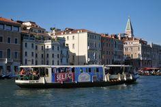 #Select #spritz (aperitivo veneziano) naviga in Canal Grande sui nostri #vaporetti.