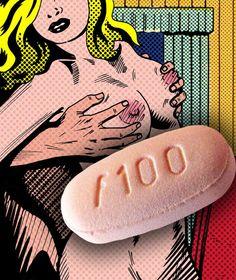 WAS SIE KANN + WIE SIE WIRKT + WO ES SIE GIBT Die neue Lust-Pille für die Frau