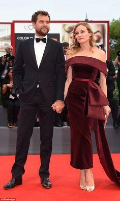 Joshua Jackson and Diane Kruger  - Premiere of 'Black Mass' @ Venice Film Festival.  (4 September 2015)
