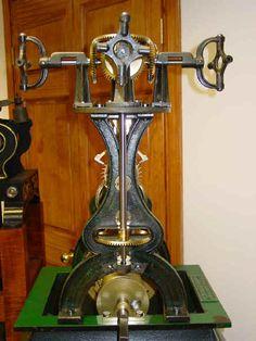 Howard Miller, Cast Iron, Barrel, Restoration, Clock, Detail, Clocks, Watch, Barrel Roll