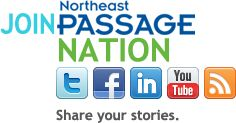 Join Northeast Passage Nation. Northeast Passage delivers community based disability-related recreation programs throughout New England. Programs include: Adaptive Sports (Sled hockey, cross country skiing, golf, water skiing, court sports, cycling, paddling and hiking), Adaptive Equipment Rental, Information and Referral, Therapeutic Recreation in Schools, Disabled Athlete Development and Training, Home/Community Based Health Promotion