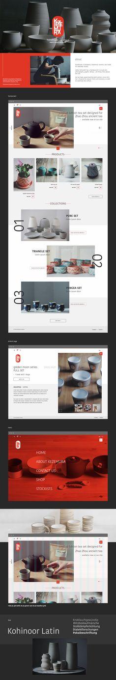 A light design concept for a brand which I really appreciate.