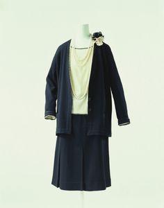 Ensemble Coco Chanel, 1926 The Kyoto Costume Institute