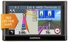 The Garmin Nuvi 54 LM EU covers 45 European countries so you can find your way at home or abroad.